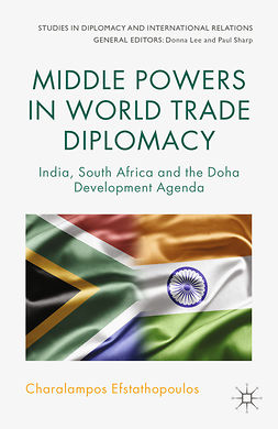 Efstathopoulos, Charalampos - Middle Powers in World Trade Diplomacy, e-bok