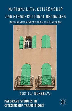 Dumbrava, Costica - Nationality, Citizenship and Ethno-Cultural Belonging, ebook