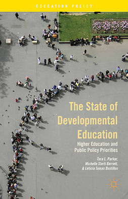 Barrett, Michelle Sterk - The State of Developmental Education, ebook