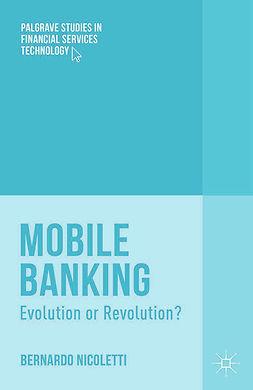 Nicoletti, Bernardo - Mobile Banking, ebook