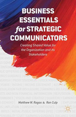 Culp, Ron - Business Essentials for Strategic Communicators, ebook