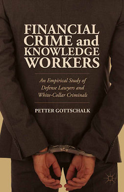 Gottschalk, Petter - Financial Crime and Knowledge Workers, e-bok