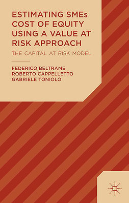 Beltrame, Federico - Estimating SMEs Cost of Equity Using a Value at Risk Approach, ebook