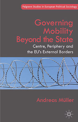 Müller, Andreas - Governing Mobility Beyond the State, e-kirja