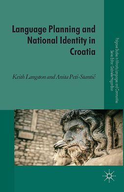 Langston, Keith - Language Planning and National Identity in Croatia, ebook