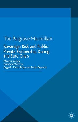 Braja, Eugenio Mario - Sovereign Risk and Public-Private Partnership During the Euro Crisis, ebook