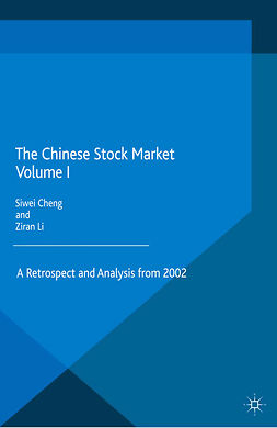 Cheng, Siwei - The Chinese Stock Market Volume I, ebook