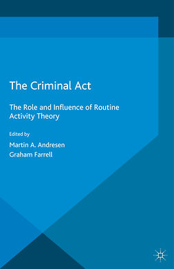 Andresen, Martin A. - The Criminal Act, e-kirja