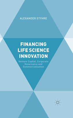 Styhre, Alexander - Financing Life Science Innovation, ebook
