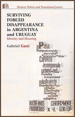 Gatti, Gabriel - Surviving Forced Disappearance in Argentina and Uruguay, e-bok