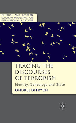 Ditrych, Ondrej - Tracing the Discourses of Terrorism, ebook