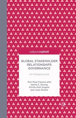 Duarte, Joao - Global Stakeholder Relationships Governance: An Infrastructure, ebook