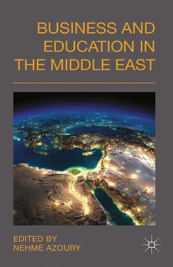 Azoury, Nehme - Business and Education in the Middle East, ebook