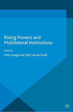 Graaf, Thijs - Rising Powers and Multilateral Institutions, ebook