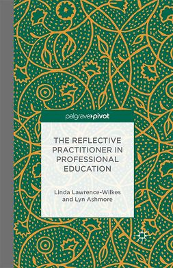 Ashmore, Lyn - The Reflective Practitioner in Professional Education, e-bok