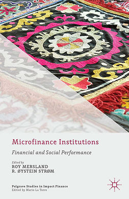 Mersland, Roy - Microfinance Institutions, ebook