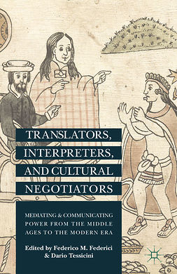 Federici, Federico M. - Translators, Interpreters, and Cultural Negotiators, e-bok