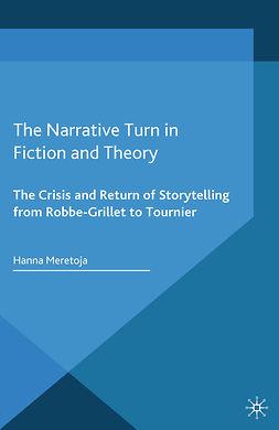 Meretoja, Hanna - The Narrative Turn in Fiction and Theory, e-kirja