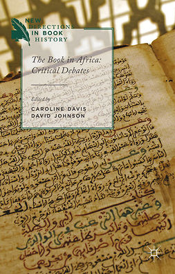 Davis, Caroline - The Book in Africa, e-bok