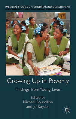 Bourdillon, Michael - Growing Up in Poverty, ebook