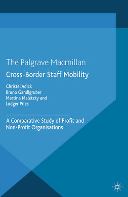 Adick, Christel - Cross-Border Staff Mobility, ebook