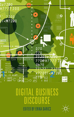 Darics, Erika - Digital Business Discourse, ebook