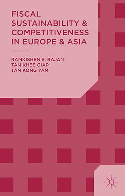 Giap, Tan Khee - Fiscal Sustainability and Competitiveness in Europe and Asia, ebook