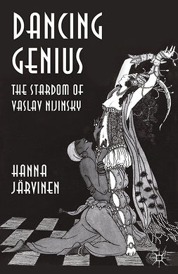 Järvinen, Hanna - Dancing Genius, ebook