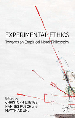 Luetge, Christoph - Experimental Ethics, ebook