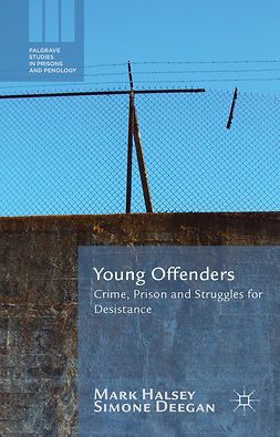 Deegan, Simone - Young Offenders, ebook