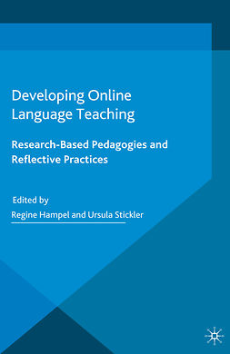 Hampel, Regine - Developing Online Language Teaching, ebook