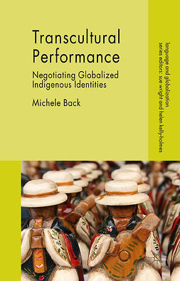 Back, Michele - Transcultural Performance, e-kirja