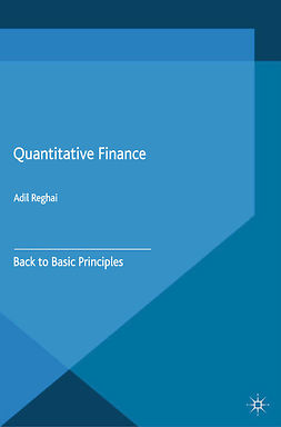 Reghai, Adil - Quantitative Finance, e-bok