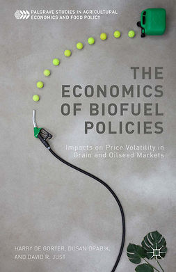 Drabik, Dusan - The Economics of Biofuel Policies, ebook