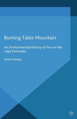 Pooley, Simon - Burning Table Mountain, ebook