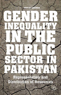 Chauhan, Khalid - Gender Inequality in the Public Sector in Pakistan, ebook