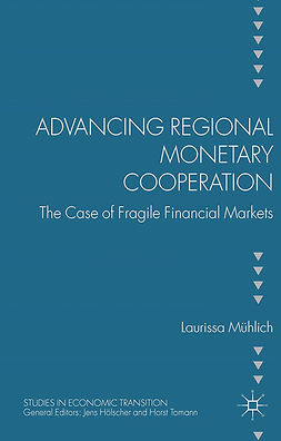 Mühlich, Laurissa - Advancing Regional Monetary Cooperation, ebook
