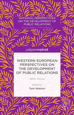 Watson, Tom - Western European Perspectives on the Development of Public Relations: Other Voices, e-kirja