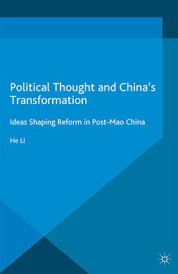 Li, He - Political Thought and China's Transformation, ebook