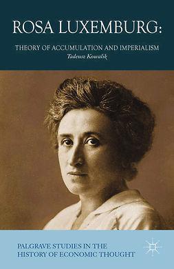 Kowalik, Tadeusz - Rosa Luxemburg, ebook