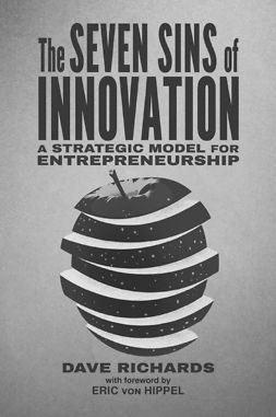Richards, Dave - The Seven Sins of Innovation, ebook