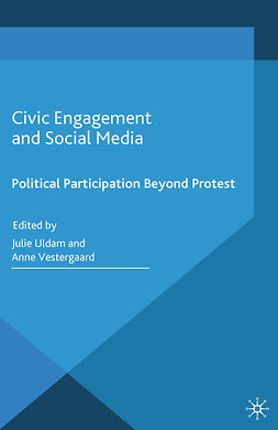 Uldam, Julie - Civic Engagement and Social Media, e-bok