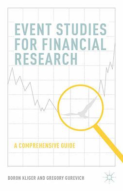 Gurevich, Gregory - Event Studies for Financial Research, ebook