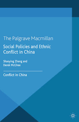 McGhee, Derek - Social Policies and Ethnic Conflict in China, ebook