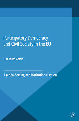 Garcia, Luis Bouza - Participatory Democracy and Civil Society in the EU, ebook