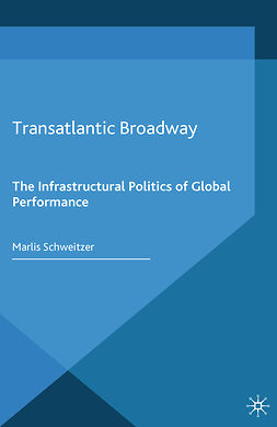Schweitzer, Marlis - Transatlantic Broadway, ebook