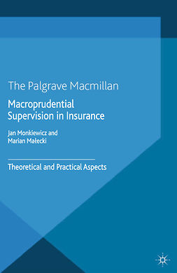 Małecki, Marian - Macroprudential Supervision in Insurance, e-kirja