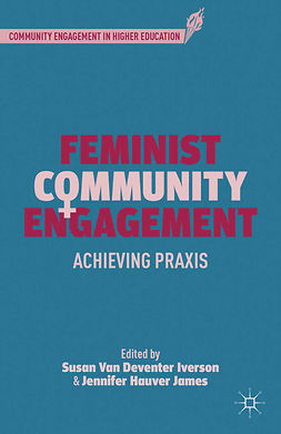 Iverson, Susan Deventer - Feminist Community Engagement, ebook