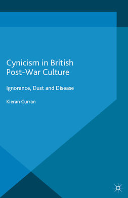 Curran, Kieran - Cynicism in British Post-War Culture, ebook
