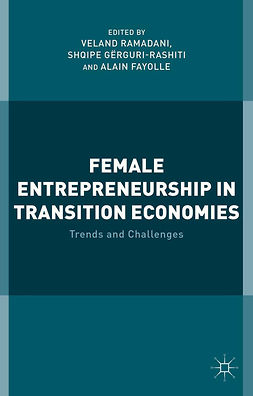 Fayolle, Alain - Female Entrepreneurship in Transition Economies, ebook